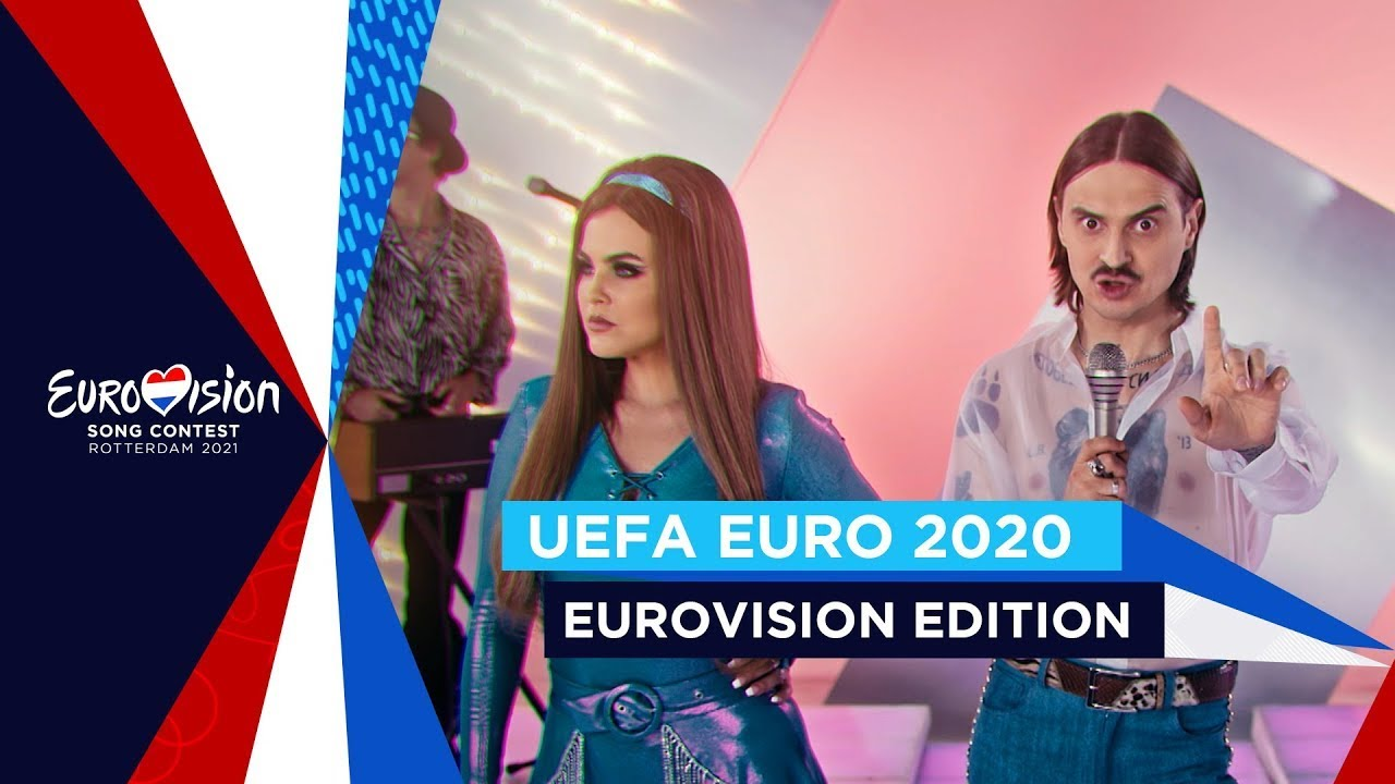 Get Ready For Some Action Now - Euro 2020 - The Eurovision edition