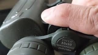 2019 Binoculars CELESTRON  10X50  Waterproof Affordable  Padded  Strap  Lightweight  Lens caps
