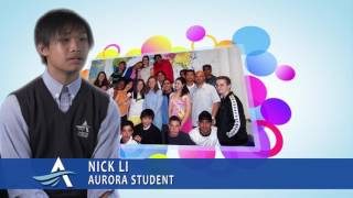 Aurora video, 2016