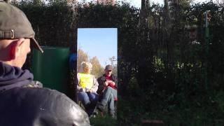 2 Menschen vor dem Spiegel Sketch (Lustige Videos zum totlachen) Witzige Sketche Missverständnisse