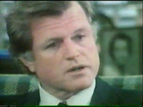 Ted Kennedy Interview
