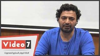 حميد الشاعرى : أحتفظ بكاسيت أحمر منذ طفولتى