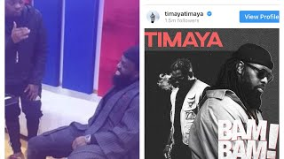 Timaya & Olamide announce major joint project together.