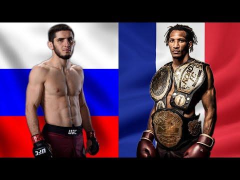 Ученик Хабиба против Тарзана! Сумасшедший бой будущих чемпионов! Ислам Махачев Vs  Мансур Барнауи!