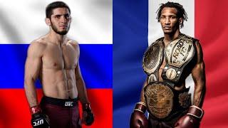 Ученик Хабиба против Тарзана Сумасшедший бой будущих чемпионов Ислам Махачев Vs Мансур Барнауи