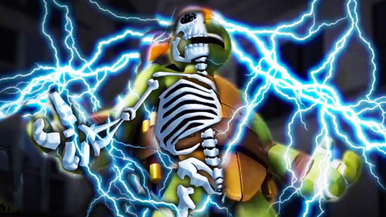 Teenage Mutant Ninja Turtles Legends 2019 Gameplay Episode 03 Mikey Dies Clip Youtube