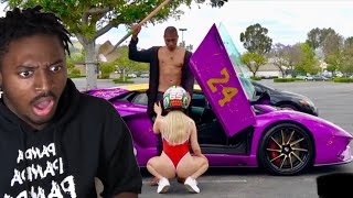 Reacting to GOLD DIGGER PRANK PART 4! WolfTV (IS SHE A GOLD DIGGER)?