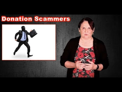 Canada Revenue Agency (CRA) Still Pursuing Donation Scammers