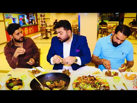 Top 10 Best Restaurants in Dubai Series   Sahari Al Jadeed    Extreme Pakistani Food in Dubai  