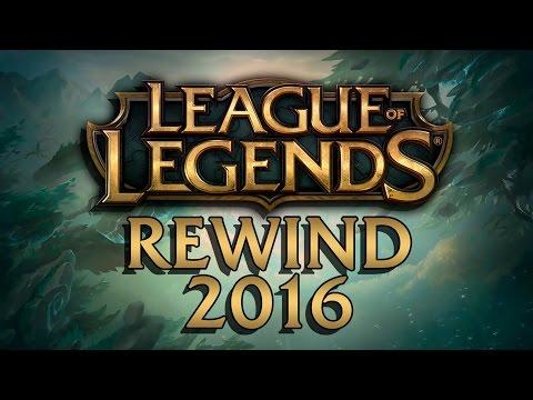 League of Legends REWIND 2016