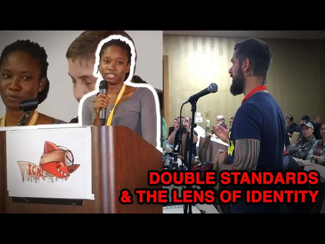 Double Standards and The Lens of Identity (My ICMI Speech)