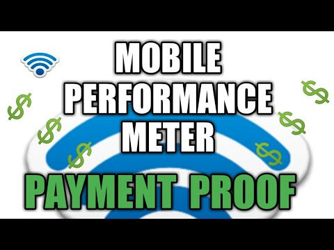 Mobile Performance Meter Payment Proof!!!
