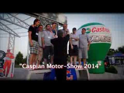 Caspian Motor Show 2014 anons!