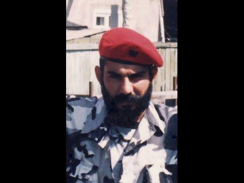 Tribute To Armenian Military Commander Garo Kahkejian