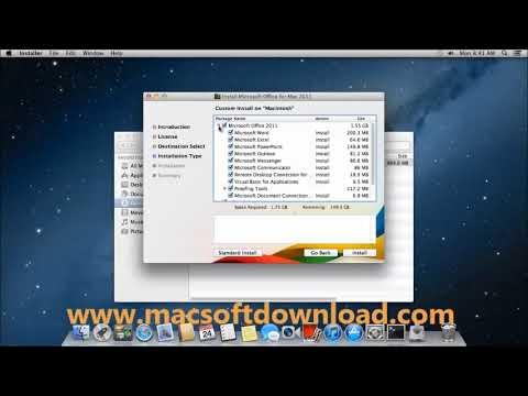 Microsoft Word 2019 VL 16.23 Crack macOS thumbnail