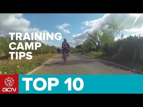 Top 10 Training Camp Tips