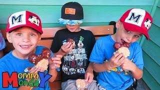 4th of July Family Pictures, Legos & Disneyland || Mommy Monday