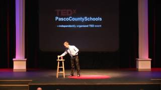 Nothing Soft about Soft Drinks | Cameron Igar | TEDxPascoCountySchools