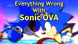 Everything Wrong With Sonic OVA (Ft. StarCrew Creations)