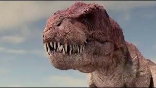 Тарбозавр мультик