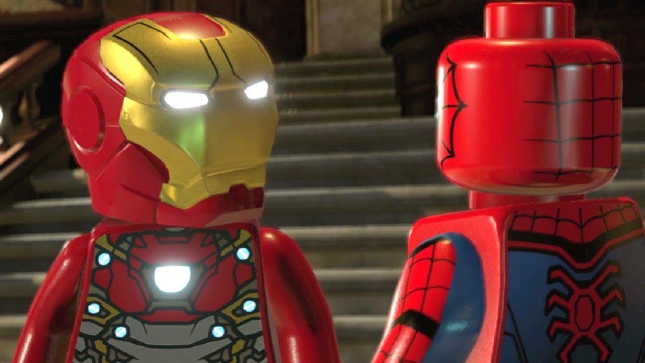 LEGO Marvel Super Heroes 2 Wal...