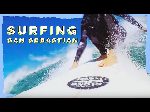 How to Surf San Sebastian. A Short Film From the Basque Country
