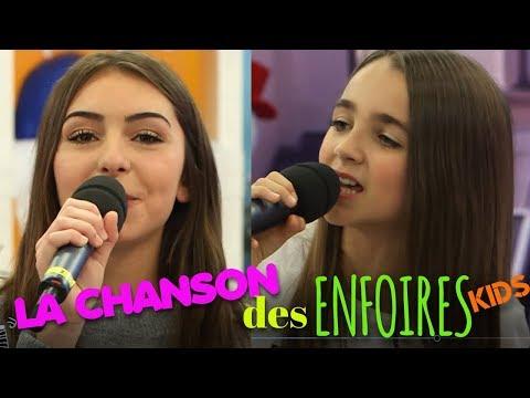 LA CHANSON DES ENFOIRES KIDS  [LIVE]