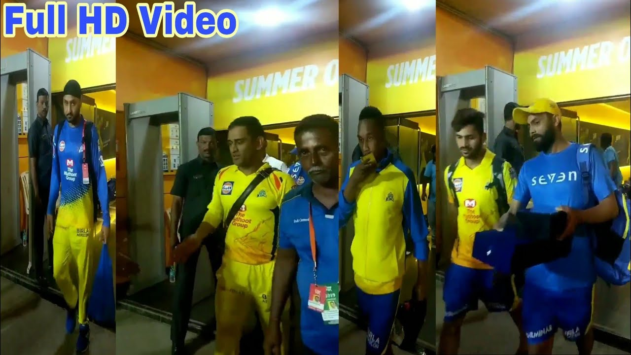 IPL 2019, CSK vs RCB: MS Dhoni Review System strikes again for Chennai Super Kings - Watch