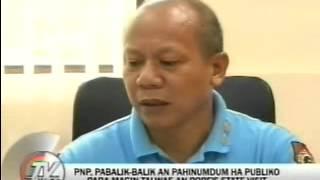TV Patrol Tacloban - January 8, 2015