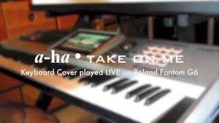 Take On Me by A-Ha • KEYBOARD PROGRAMMING