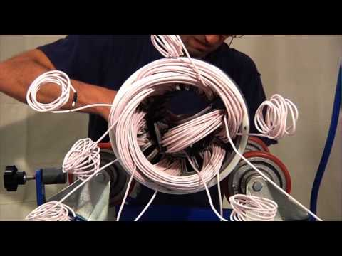 MMS 8 Inch Winding PVC - Grundfos Service Video