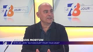 Yvelines | François Morton, maire depuis mai dernier, sera tête de liste en 2020
