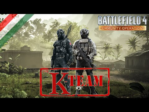 Battlefield 4: Conquest on Operation Outbreak Co-op Gameplay (PC) (HUN) (HD)