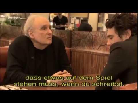 Durch die Nacht I mit James Franco und Frank Bidart