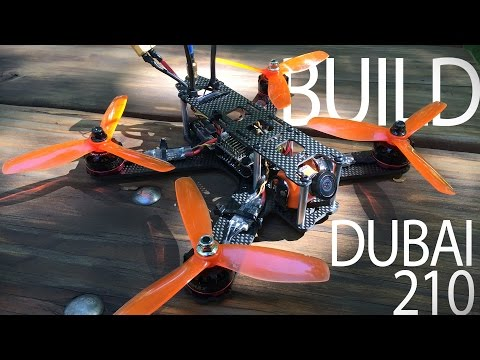FPV Quadcopter Build Tutorial