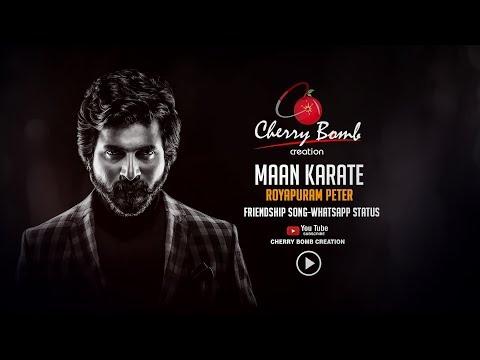 Maan Karate   RoyaPuram Peter Whatsapp Status   SivaKarthikeyan