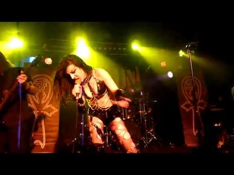 Theatres Des Vampires - Wherever you are [Femme Metal Festival, Birmingham Asylum]