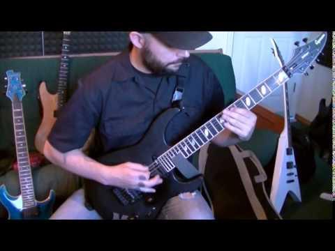 Ghost Ship Octavius Studio Rhythm Guitars Update 1