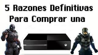 5 Razones Definitivas Para Comprar una Xbox One | Ladal