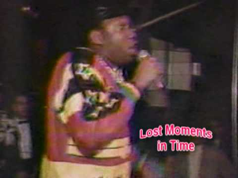 KRS One Live - NYC 1987