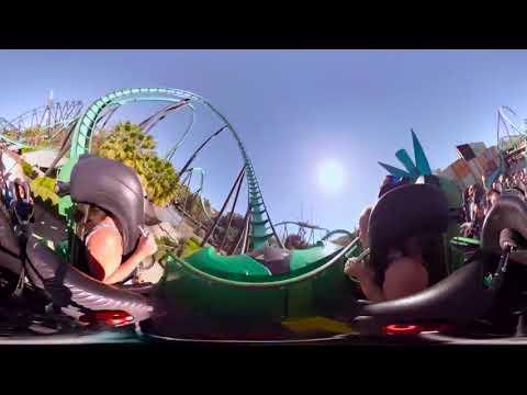 Mega Coaster  Get Ready for the Drop 360 Videovia torchbrowser com 2