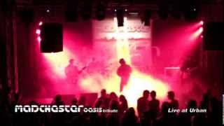 Madchester Oasis Tribute Band Live @ Urban Perugia 2014