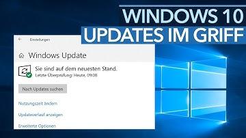 Schluss mit Zwangsupdates für Windows 10 - Und weitere Tipps für mehr Kontrolle