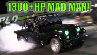Video All THE BOOST Makes this Jeep a 7-Second Machine download MP3, 3GP, MP4, WEBM, AVI, FLV September 2017