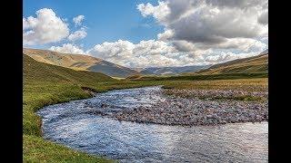 Рыбалка на Шалкудусу и Текменский перевал 2