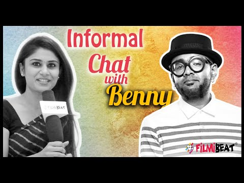 Benny Dayal On His Journey and Struggles | Tamil Filmibeat