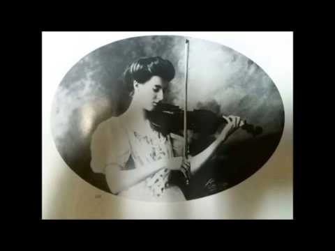 Marie Hall-Mendelssohn concerto 3rd Finale.rec:1905
