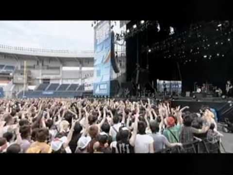 Boys Like Girls @SUMMER SONIC in Japan 2009/08/07