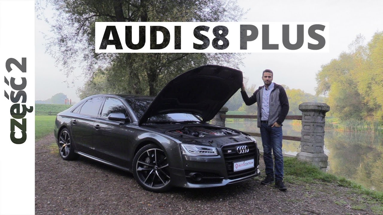audi s8 plus 4 0 v8 605 km 2016 techniczna cz testu 296 youtube. Black Bedroom Furniture Sets. Home Design Ideas
