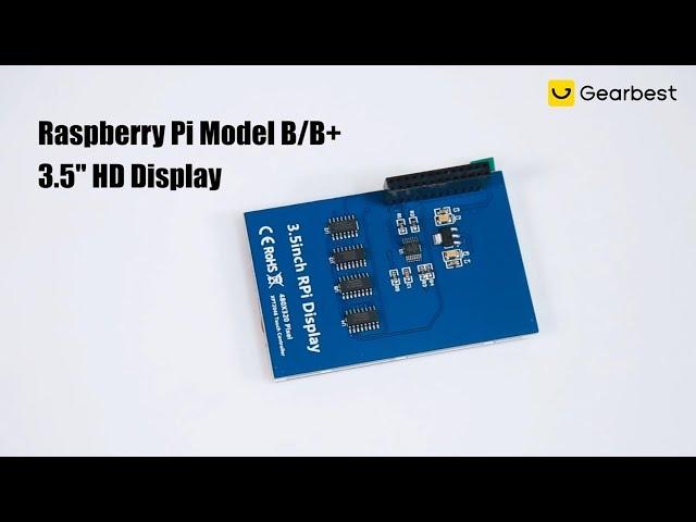3 5 Inch Raspberry Pi 3B+ Display Raspberry Pi 3B+ Touch Display Plus Touch  Pen